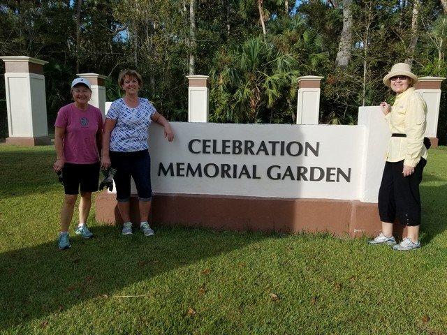 10-21-2017 Memorial Garden clean up