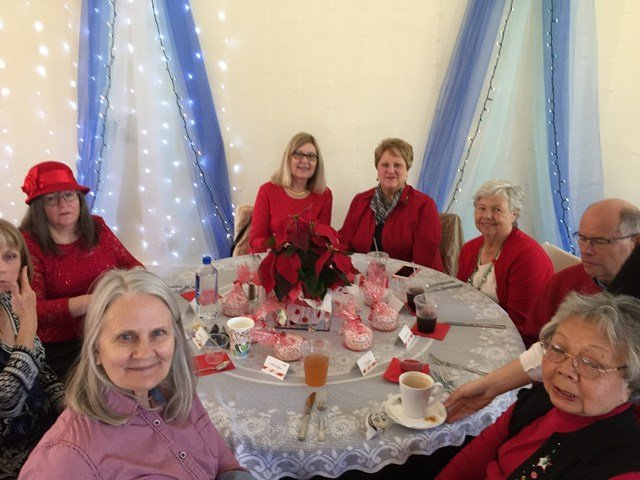12-12-2017 Christmas Luncheon