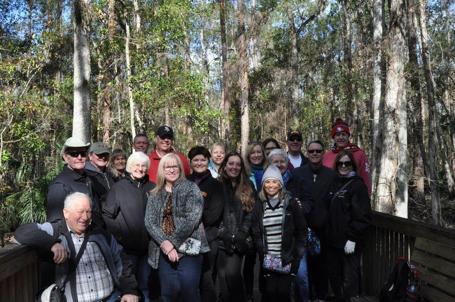 01-16-2018 Tour of Shingle Creek with Eleanor Forste