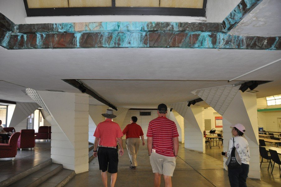 02-11-2019 Trip to Frank Lloyd Wright builings