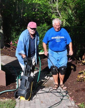 03-09-2019 Memorial garden Drains