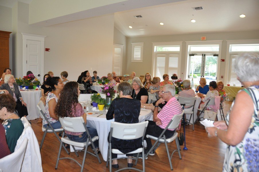 2019-04-17 Spring Luncheon